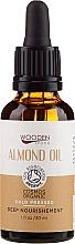 Perfumería y cosmética Aceite de almendras - Wooden Spoon Almond Oil
