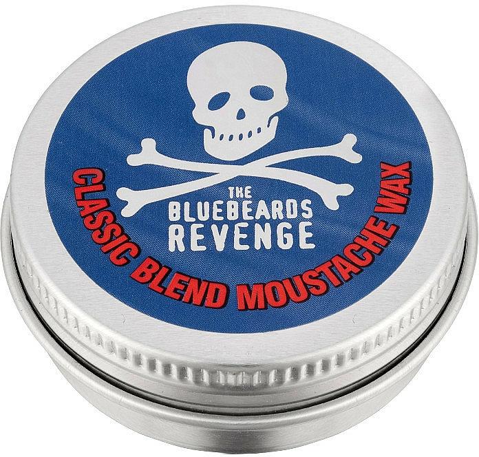 Cera para barba - The Bluebeards Revenge Classic Blend Moustache Wax — imagen N1