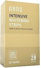 Perfumería y cosmética Tiras dentales blanqueadoras - WhiteWash Nano Intensive Whitening Strips