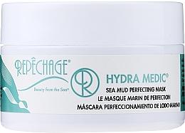 Perfumería y cosmética Mascarilla cremosa de limpieza facial con lodo marino y arcilla de caolín - Repechage Hydra Medic Sea Mud Perfecting Mask