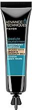 Perfumería y cosmética Tratamiento nutritivo para cabello con aceites de argán, coco y camelia - Avon Advance Techniques Ampoule