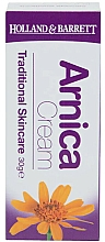 Perfumería y cosmética Crema para dolores musculares con extracto de árnica  - Holland & Barrett Arnica Cream