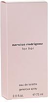 Perfumería y cosmética Narciso Rodriguez For Her Generous Spray - Eau de toilette