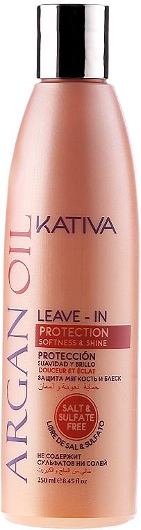Concentrado protector de cabello con aceite de argán - Kativa Argan Oil