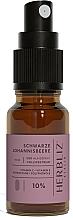 Perfumería y cosmética Spray bucal 100% natural vegano con aceite de comino negro y 10% CDB - Herbliz CBD Oil Mouth Spray 10%