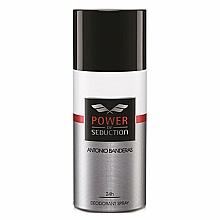 Perfumería y cosmética Antonio Banderas Power of Seduction - Desodorante spray