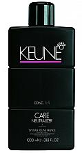 Perfumería y cosmética Neutralizador para cabello seco con proteínas de seda - Keune Care Neutralizer 1:1
