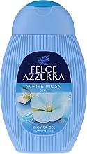 Perfumería y cosmética Gel de ducha con almizcle blanco - Felce Azzurra Shower-Gel