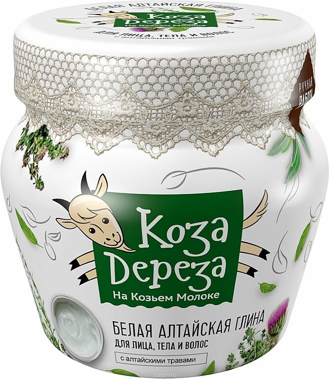 """Arcilla para rostro y cuerpo """"Altai"""" - Fito Cosmetic cabra dereza"""