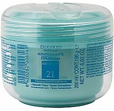 Perfumería y cosmética Emulsión de cabello dermocalmante con glicerina - Salerm Dermocalm Emulsion Dermocalmante