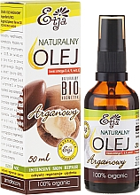 Perfumería y cosmética Aceite natural de argán, Omega 3,6,9 y vitamina E 100% orgánico - Etja Natural Argan Oil