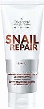 Perfumería y cosmética Mascarilla rejuvenecedora activa con baba de caracol - Farmona Professional Snail Repair Active Rejuvenating Mask With Snail Mucus