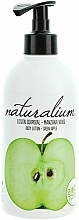 Perfumería y cosmética Loción corporal con aroma a manzana verde - Naturalium Body Lotion Green Apple