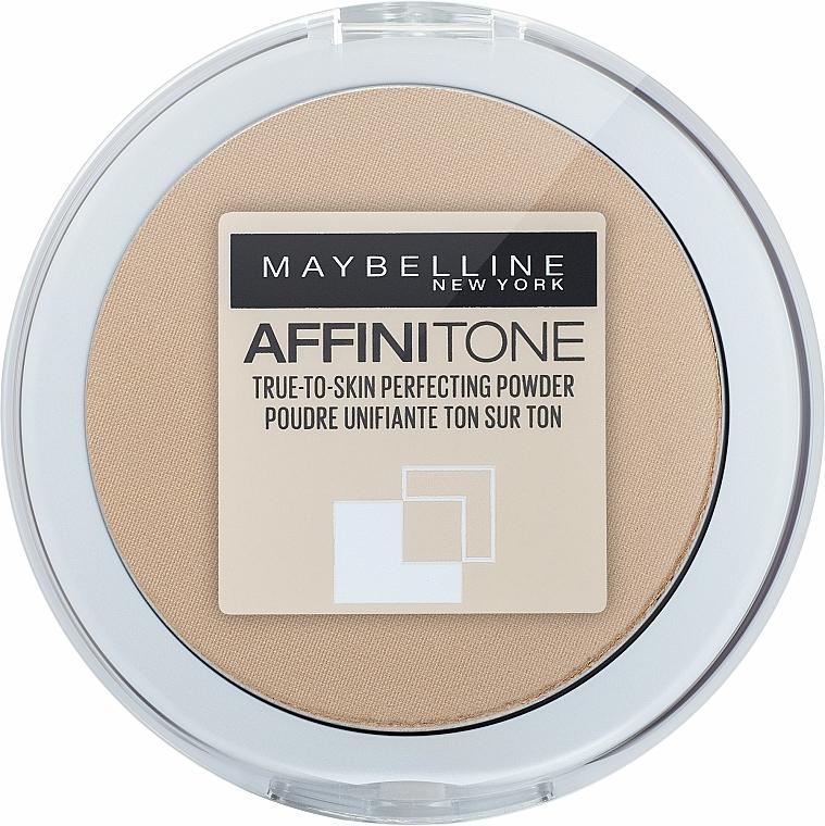 Polvo facial compacto - Maybelline Affinitone Powder — imagen N7