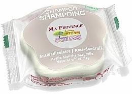 Perfumería y cosmética Champú sólido con arcilla blanca natural, manteca de karité y aceite de ricino - Ma Provence Shampoo