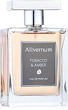 Perfumería y cosmética Allvernum Tobacco & Amber - Eau de Parfum