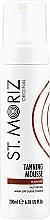 Perfumería y cosmética Mousse autobronceador corporal, tono medio - St.Moriz Instant Self Tanning Mousse Medium
