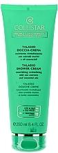Perfumería y cosmética Crema-gel de ducha con extractos marinos y aceites esenciales - Collistar Talasso Doccia-Crema