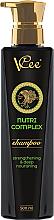 Perfumería y cosmética Champú nutritivo - VCee Shampoo Nutri Complex