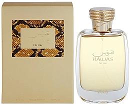 Perfumería y cosmética Rasasi Hawas For Her - Eau de parfum