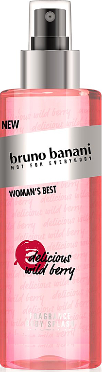 Bruno Banani Woman's Best - Spray corporal perfumado