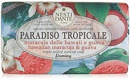 Perfumería y cosmética Jabón con maracuyá hawaiana & guayaba - Nesti Dante Paradiso Tropicale Hawaiian Maracuja & Guava Soap