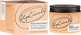 Perfumería y cosmética Emulsión facial con polvo de argán y manteca de karité - UpCircle Face Moisturiser With Argan Powder