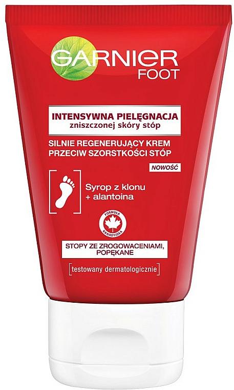 Crema de pies con alantoína - Garnier Skin Naturals