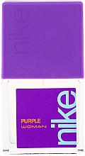Perfumería y cosmética Nike Purple - Eau de toilette