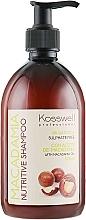 Perfumería y cosmética Champú nutritivo con aceite de mango - Kosswell Professional Macadamia Nutritive Shampoo Sulfate Free