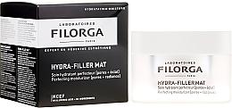 Perfumería y cosmética Crema facial en gel con ácido hialurónico - Filorga Hydra-Filler Mat
