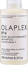 Perfumería y cosmética Champú reparador con extracto de romero - Olaplex Professional Bond Maintenance Shampoo №4