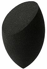 Perfumería y cosmética Esponja de maquillaje biselada, negra - Kashoki Olive Cut Make Up Sponge Black