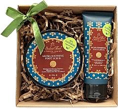 Perfumería y cosmética Set (exfoliante para pies/200ml + crema para pies/100ml) - Sabai Thai Jasmine