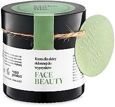 Perfumería y cosmética Crema ligera para pieles problemáticas - Make Me BIO Beautiful Face