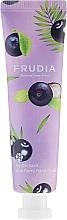 Perfumería y cosmética Crema de manos nutritiva con extracto de bayas de acai - Frudia My Orchard Acai Berry Hand Cream