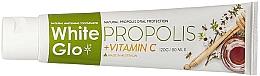 Perfumería y cosmética Pasta dental con propóleo - White Glo Propolis plus Vitamin C Toothpaste