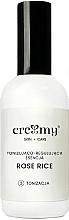 Perfumería y cosmética Esencia facial equilibrante - Creamy Skin Care Rose Rice