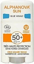Perfumería y cosmética Barra protección solar azul - Alphanova Sun Blue Whale SPF50+