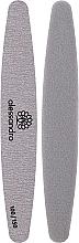Perfumería y cosmética Lima de uñas bilateral, grano 100/150, 45-225 - Alessandro International Hybrid Buffer File