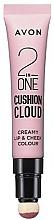 Perfumería y cosmética Cushion para labios y mejillas - Avon Liquid Lip Cushion