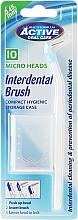 Perfumería y cosmética Cepillo interdental con 10 micro cabezales de repuesto - Beauty Formulas Interdent Brush with 10 Micro Heads