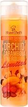 Perfumería y cosmética Gel de ducha para cuerpo y cabello con aloe vera - Stani Chef's Orhid Carambola & Neroli Hair & Body Gel