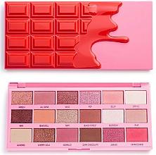 Perfumería y cosmética Paleta de sombras de ojos - I Heart Revolution Eyeshadow Chocolate Cherry Palette