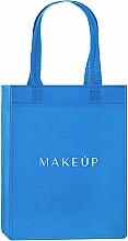 Perfumería y cosmética Bolso shopper, azul claro (33x25x9cm) - MakeUp Eco Friendly Tote Bag Springfield
