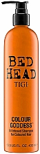 Perfumería y cosmética Champú con provitamina B5 & vitamina E - Tigi Bed Head Colour Goddess Oil Infused Shampoo