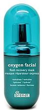 Perfumería y cosmética Mascarilla facial oxigenada revitalizante y antipolución - Dr. Brandt House Calls Oxygen Facial Mask