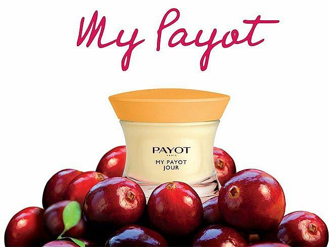 Crema facial con extracto de bayas de goji, acai y vitamina B5 - Payot My Payot Jour — imagen N3