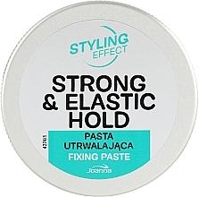 Perfumería y cosmética Pasta moldeadora de fijación fuerte con manteca de karité - Joanna Styling Effect Strong & Elastic Hold Fixing Paste
