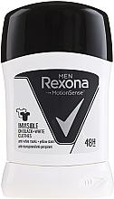 Perfumería y cosmética Desodorante stick antitranspirante antimanchas blancas y amarillas - Rexona Men Deodorant Stick